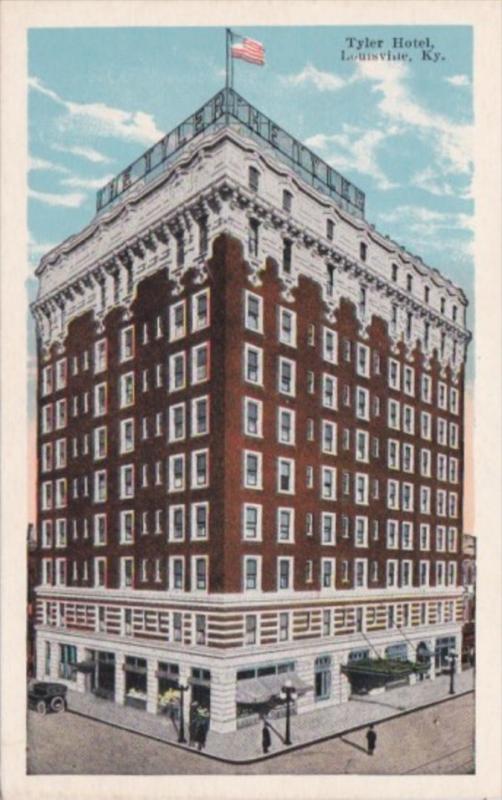 Kentucky Louisville Tyler Hotel