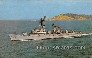 USS Hoel DDG-13 William R Hoel, Naval Officer Unused