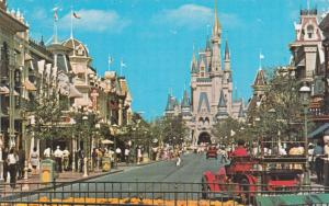 Walt Disney World, Florida, 1970s , Bound for the World of Fantasy