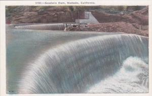 California Modesto The Goodwin Dam