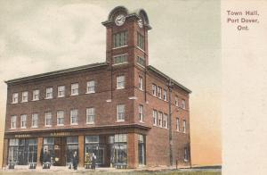 PORT DOVER, Ontario, Canada, 00-10s ; Town Hall
