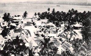 Quaint Village Sumay Guam Unused