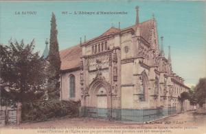 France Aix-les-Bains L'Abbaye d'Hautecombe