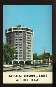 Austin, Texas/TX Postcard, Holiday Inn, Austin Town-Lake