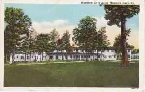 MAMMOTH CAVE , Kentucky , PU-1949 ; Mammoth Cave Hotel