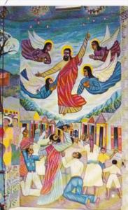 Haiti Port-au-Prince Ascension Mural Holy Trinity Cathedral Epsicopal