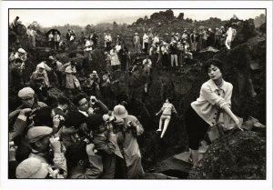 CPM MARC RIBOUD, RALYE DE PHOTOGRAPHES, JAPON 1958 (d1570)