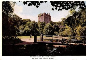 Ireland County Cork Blarney Castle