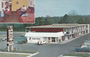 VIRGINIA BEACH , Virginia, 1950-60s ; Econo-Travel Motor Hotel