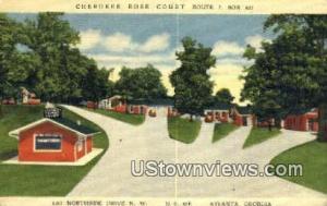 Cherokee Rose Court Atlanta GA Unused