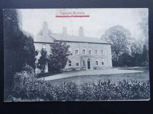 Suffolk Woodbridge TUNSTALL RECTORY c1910 Postcard by The Christchurch Series