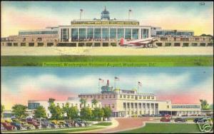 Washington D.C., Terminal Washington National Airport