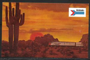 Amtrak, The Great Southwest, unused