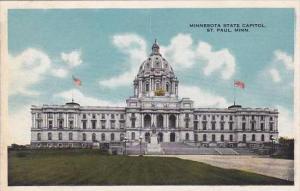Minnesota Saint Paul Minnesote State Capitol