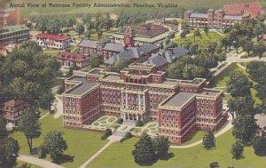 Virginia Phoebus Aerial View Of Veterans Facility Adminstration