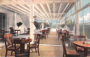 Bermuda, Somers Isles Hamilton Hotel, Café  Hamilton Hotel, Café