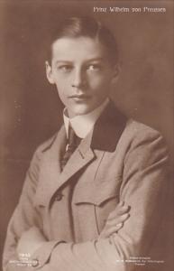 RP; Prinz Wilhelm von Preussen, GERMANY, 00-10s