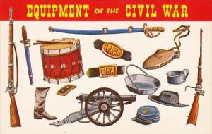 Military Equipment Of The Civil War
