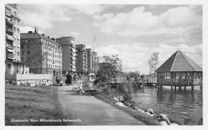 Sweden Stockholm Norr Maelarstrands Vattenbutik