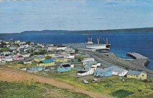 Botwood Harbour, BOTWOOD, Newfoundland, Canada, 50-80´s