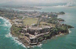 Fortress El Morro, San Juan, Puerto Rico, 1940s-Present