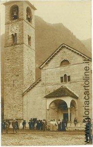 05292 CARTOLINA d'Epoca - VERBANIA : BRACCHIO / MERGOZZO