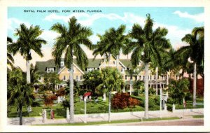Florida Fort Myers Royal Palm Hotel