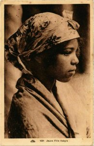 CPA AK Jeune Fille Kabyle ALGERIE (832091)
