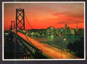San Francisco Bay Bridge,San Francisco,CA BIN