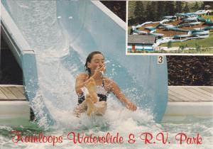 Water Slide & R.V. Park , KAMLOOPS , B.C., Canada , 60-80s