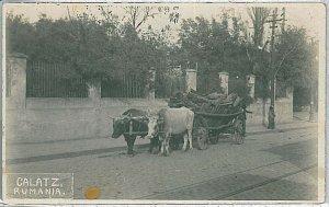 VINTAGE POSTCARD: ROMANIA -  Galatz GALATI 1926