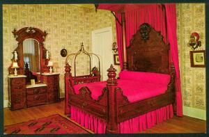 Cole County Homes Victorian Period Bedroom Historical Museum Jefferson City MO