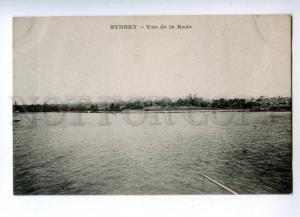 144686 AUSTRALIA SYDNEY vue de la Rade Vintage postcard