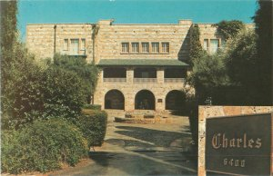 Tucson AZ Charles Restaurant of Distinction (Closed) 6400 E El Dorado Cir
