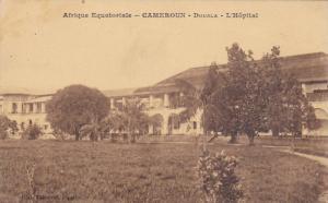 Afrique Equatoriale, L'Hopital, Cameroon, Africa, 1900-1910s
