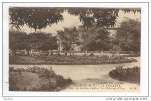 CONAKRY, Guinea, Un Coin du Jarden Public, 00-10s