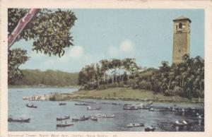 Scenic view, Memorial Tower, North West Arm, Halifax, Nova Scotia, Canada,  P...