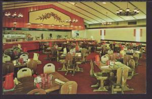 Horn O Plenty,Smorgasbord,Fullerton,CA Postcard