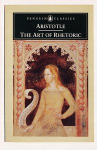 Aristotle The Art Of Rhetoric 1991 Book Postcard
