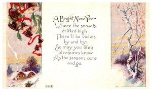New Year ,  Poem