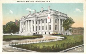 American Red Cross, Washington, DC - WB
