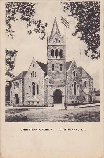 Cynthiana christian church