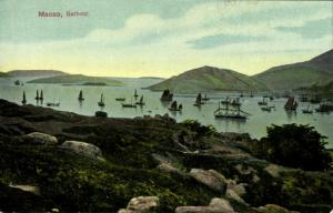china, MACAO MACAU 澳門, Harbour Scene (1910s) Postcard