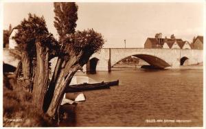BR69601 new bridge abingdon  uk  judges 19282 real photo