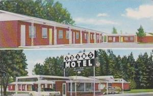 Alabama Dothan Adams Motel