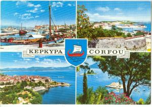 Greece, Kepkypa, Corfou, Corfu, unused Postcard