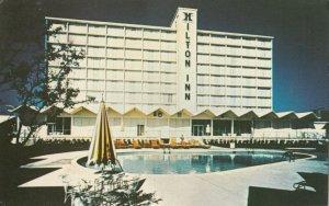 OKLAHOMA CITY , 1972 ; Hilton Inn