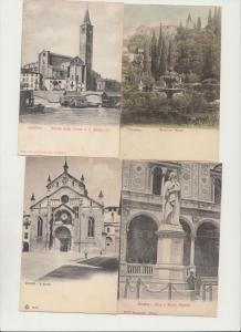 VERONA ITALY ITALIE 31 CPA (mostly pre-1920)