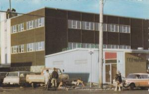 New YK Super A Food Building, Yellowknife, N.W.T.,  Canada,  40-60s