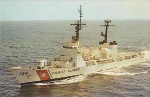 U S C G C MUNRO WHEC-724 COAST GUARD